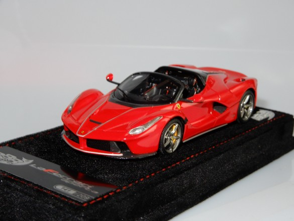 Bbrc187c1 Ferrari Laferrari Aperta Automodelli